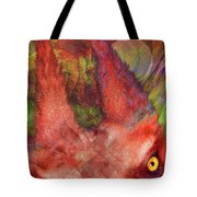 Red Rover Tote Bag