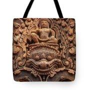Red Sandstone Kala - Cambodia Tote Bag