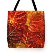 Red Sea Grapes By Sharon Cummings Tote Bag