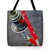Red Shisha Tote Bag