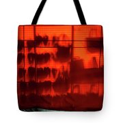 Red Shoes And Purses Tote Bag