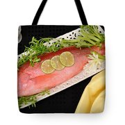 Red Snapper. Tote Bag