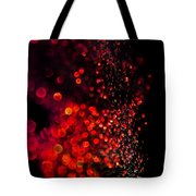 Red Spell Tote Bag