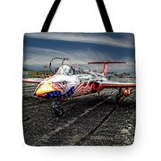 Red Star Viper United States Side Tote Bag