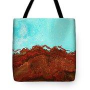 Red Tide Tote Bag