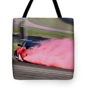 Red To Pink - Drifter Tote Bag