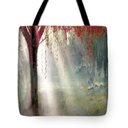 Red Tree 1  Tote Bag