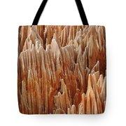 red Tsingy Madagascar 4 Tote Bag