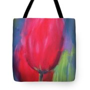 Red Tulips 1 Tote Bag