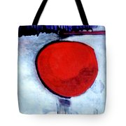 Red Twin Jump Start Tote Bag