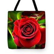Red Velvet Tote Bag