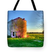 Red White And Blue Glory Tote Bag