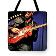 Red, White, And  Blues Man Tote Bag