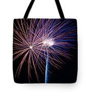 Red White And Boom Tote Bag