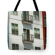 Red - White - Blue Tote Bag