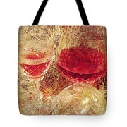 Red Wine 3 Tote Bag