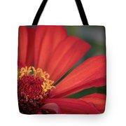 Red Zina Tote Bag
