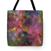 Redazzled Tote Bag