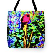 Redbird Dreaming About Why Love Is Always Important Tote Bag