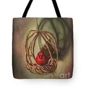 Redbird Tote Bag