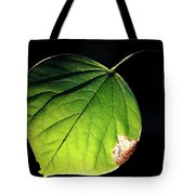 Redbud Leaf Tote Bag