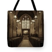 Redemption - Church Of Heavenly Rest #3 Tote Bag