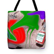 Redneck Fear Tote Bag