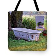 Redneck Hot Tub Tote Bag