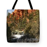 Redrock Winter Tote Bag