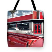 Reds Five And Dime Tote Bag