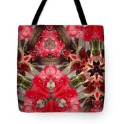 Reds Of Nature Tote Bag
