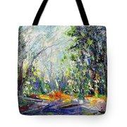Redwood Dream Tote Bag
