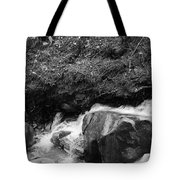Redwood Rushing Stream 2  Tote Bag
