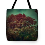Reed Tree Tote Bag