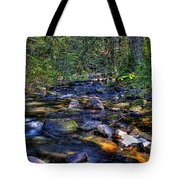 Reeder Creek II Tote Bag