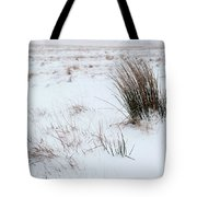 Reeds And Snow Tote Bag