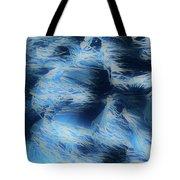 Reeds In Blue Tote Bag