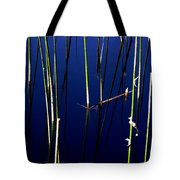 Reeds Of Reflection Tote Bag