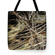 Reeds Reflected Tote Bag