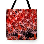 Reef Art - Octocoral Tote Bag