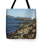 Reef Bay Boathouse Tote Bag