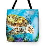 Reef Surfin Tote Bag
