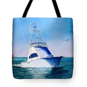 Reel Lady Tote Bag