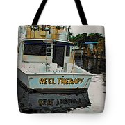 Reel Therapy Tote Bag