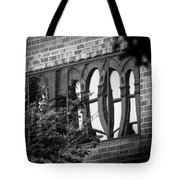 Refections Of Old And New Tote Bag