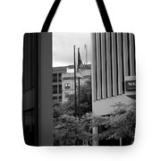 Refections Old Glory Tote Bag
