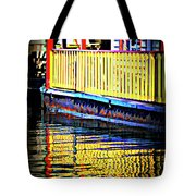 Reflect Me Red Tote Bag