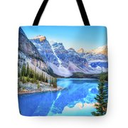 Reflect On Nature Tote Bag