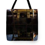Reflected Below Tote Bag