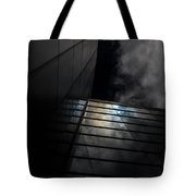 Reflected Clouds Tote Bag